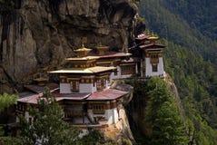 Taktshang Goemba, Bhutan Royalty Free Stock Photography