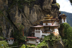 Taktshang Goemba, Bhutan Royalty Free Stock Photo