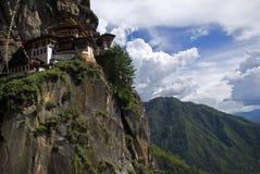 Taktshang Goemba, Bhutan Stock Image
