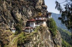 Taktshang monastery, Bhutan Royalty Free Stock Images