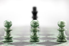 Taktyczna dominacja. Zdjęcie Stock