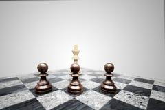 Taktyczna dominacja obraz royalty free