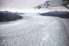 Taku Glacier in Alaska Royalty Free Stock Photography