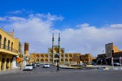 Takyeh Amir Chakhmagh, Yazd, Irán Imagen de archivo