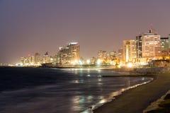 Tal Aviv Izrael cityscape Immagine Stock