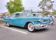 50-tal Cadillac Fotografering för Bildbyråer