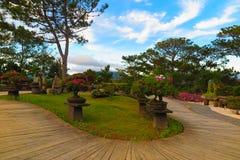 Tal der Liebe, Dalat, Vietnam Stockbild