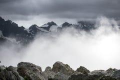 Tal in der Schweiz stockbilder