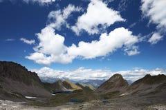 Tal der Seen Stockfoto