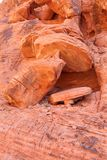 Tal des Feuer-Nationalparks Stockbilder