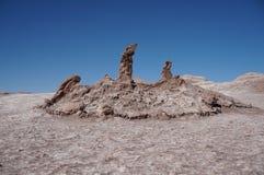 Tal des Mondes, Atacama, Chile Lizenzfreie Stockfotos