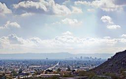 Tal des Sun, Phoenix, AZ Lizenzfreie Stockfotografie