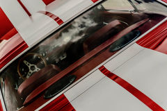 60-tal Ford Mustang Fotografering för Bildbyråer