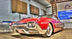 60-tal Ford Thunderbird Royaltyfri Bild