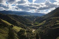 Tal in Griechenland Stockfotografie