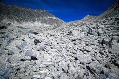 Tal in hohem Tatras, Slowakei Lizenzfreie Stockfotos