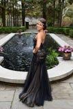 20-tal inspirerad modefors Royaltyfri Fotografi