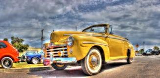 40-tal klassiska amerikanska Ford Arkivbilder