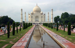 Tal Mahal Stock Image