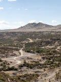 Tal in Tansania Stockbilder