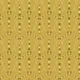 50-tal utformar den Retro polkan Dot Seamless Vector Pattern Ditsy mycket liten prickig textur stock illustrationer