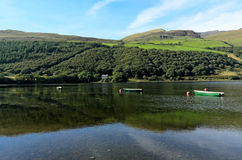 Tal-y-llyn Lake Royalty Free Stock Photos
