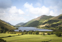 Tal y Llyn, Pays de Galles du nord Images stock