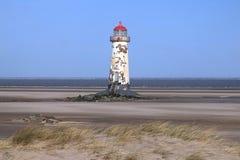Talacre Leuchtturm Lizenzfreies Stockbild