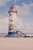 Talacre Lighthouse Stock Images