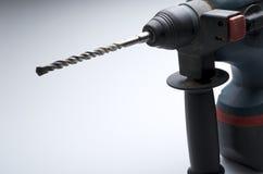 Taladro de martillo imagen de archivo libre de regalías