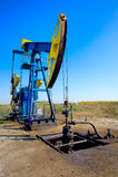 Taladro del petróleo fotos de archivo libres de regalías