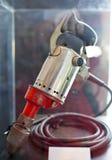 Taladro eléctrico antiguo Imagen de archivo