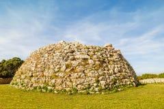 Free Talaiot De Trepuco At Menorca Royalty Free Stock Images - 37425849
