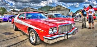 70-talamerikan Ford Torino Royaltyfria Bilder