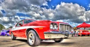 70-talamerikan Ford Torino Royaltyfri Bild