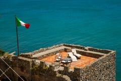Talamone, Grosseto - view and panoramic scene Royalty Free Stock Photos