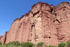 Talampaya Canyon, Argentina Stock Images
