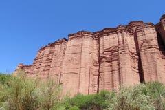 Talampaya Canyon National Park Stock Photography