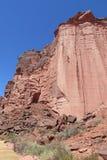 Talampaya Canyon National Park Stock Photo