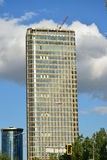 TALAN STÅR HÖGT i Astana Royaltyfria Bilder