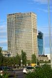 TALAN STÅR HÖGT i Astana Royaltyfri Foto