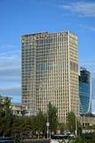TALAN STÅR HÖGT i Astana Arkivfoto