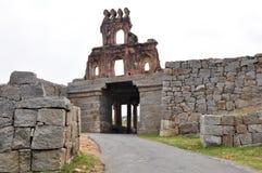 Talarigatta Gate, Hampi, India Royalty Free Stock Photo