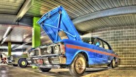 70-talaustralier Ford Falcon Arkivbild