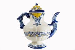 Talavera ceramic coffee Stock Images