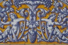Talavera ceramiczne płytki Zdjęcie Stock