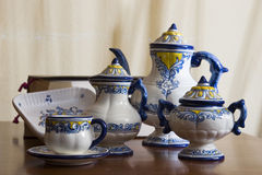 Talavera pottery Stock Photography