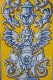 Talavera pottery, tiles Basilica del Prado, Talavera de la Reina Stock Image