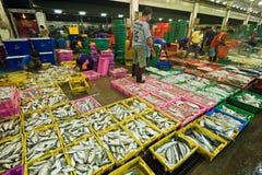 Talaythai seafood market, Thailand Stock Photos