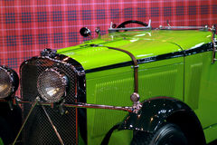 Talbot 105 αυτοκίνητο συνήθειας Tourer 1934 εκλεκτής ποιότητας Στοκ Φωτογραφίες